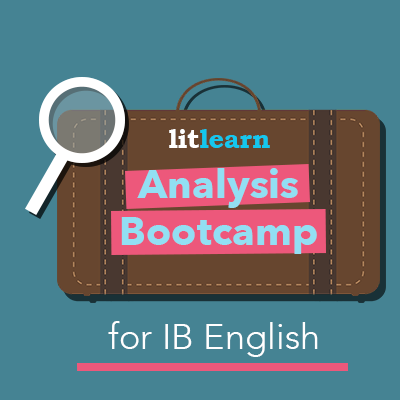 Analysis course for IB English