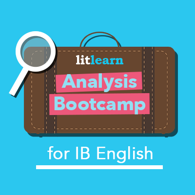 Analysis Bootcamp course for IB English