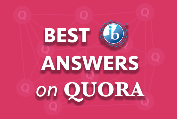 Read Jackson's best Quora answers on acing the IB Diploma