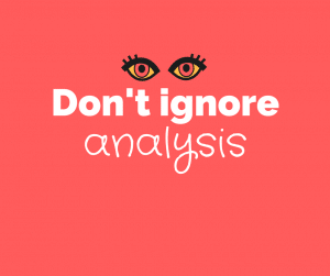 Feature image for why you can't ignore analysis for IB English